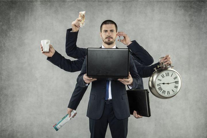 یک سر و هزار سودا: خدمات دفتر کار مجازی دفتر شما برای افراد پرمشغله