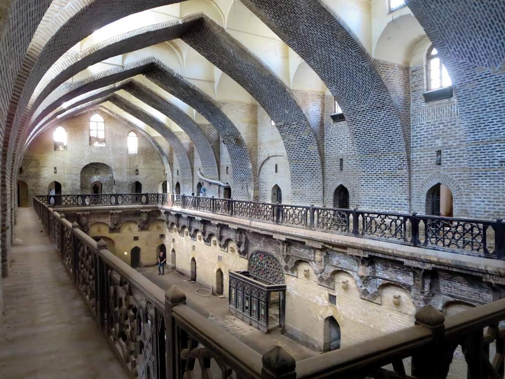 خان مرجان در بغداد