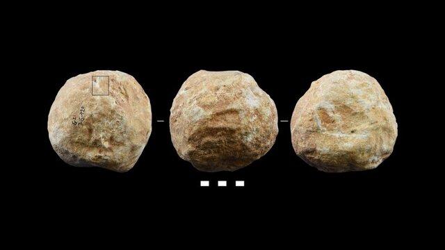 راز گویهای سنگی دو میلیونساله فاش شد