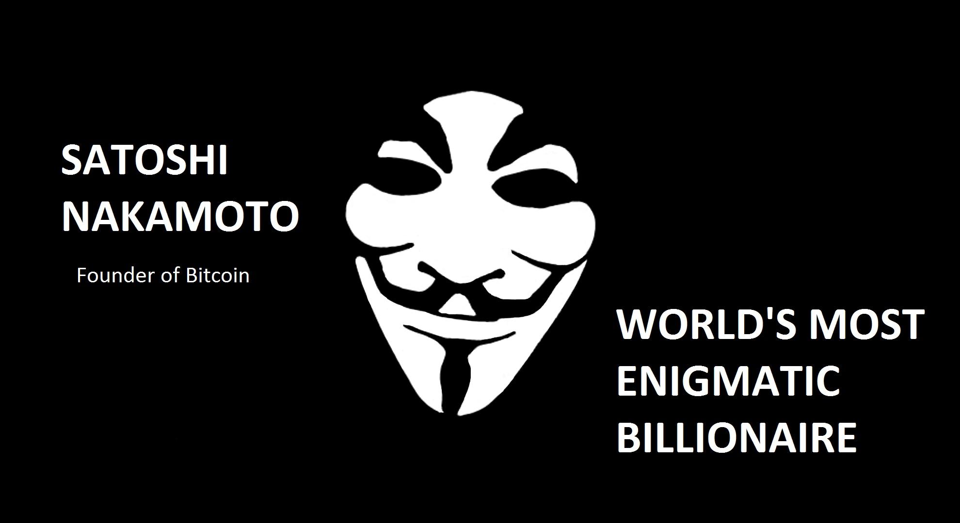 من ساتوشی هستم! رازآلودترین میلیاردر دنیا