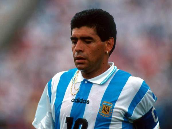 دیگو مارادونا و دوپینگ در جام جهانی