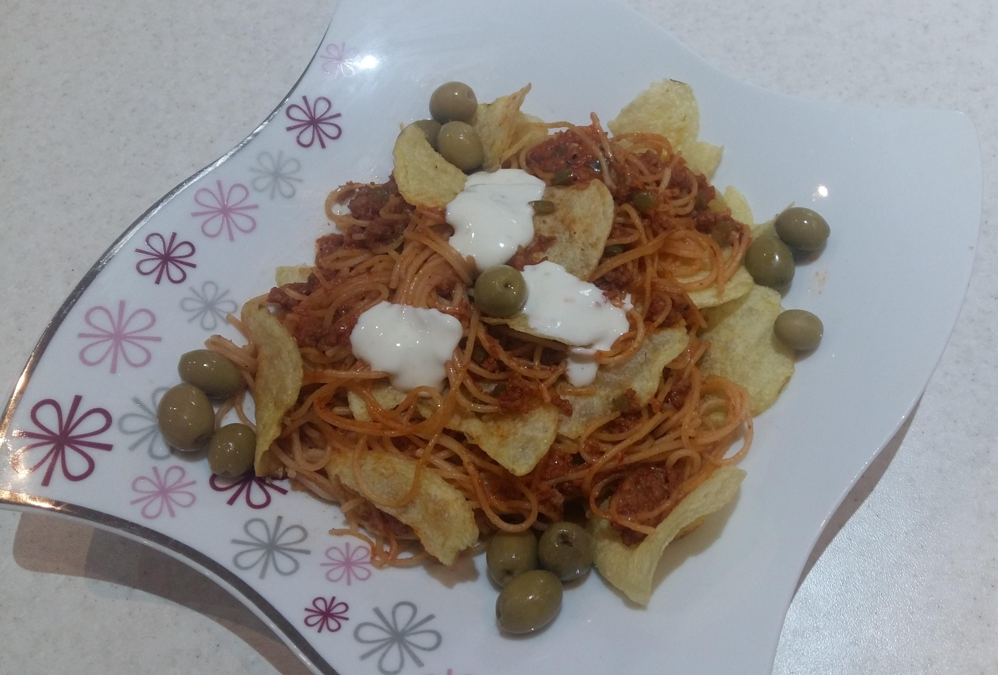چیپسپاگتی