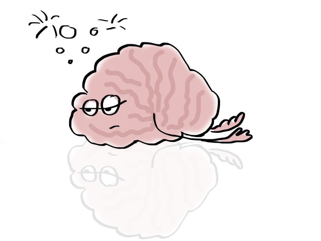 مغزی که منابع محاسباتیش هرز میره