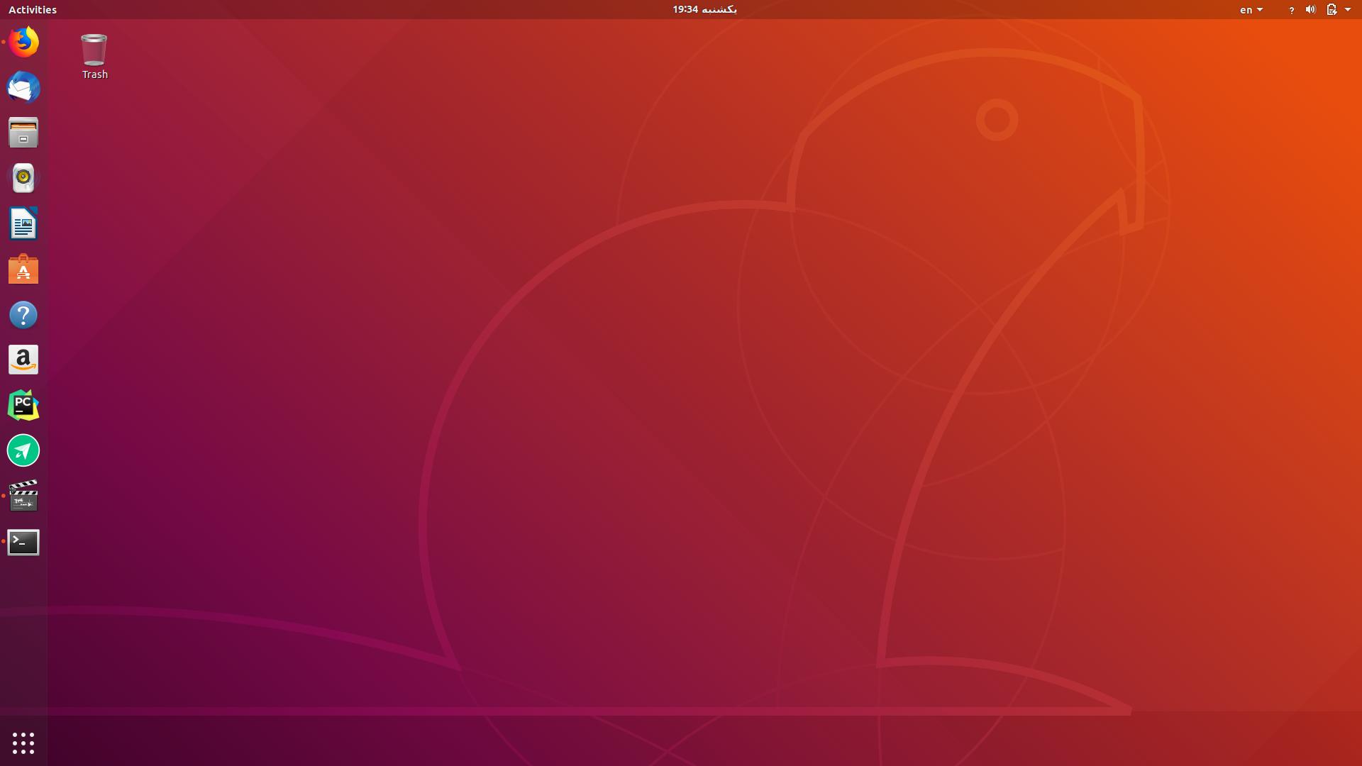 مشکل صدا در Ubuntu 18.04