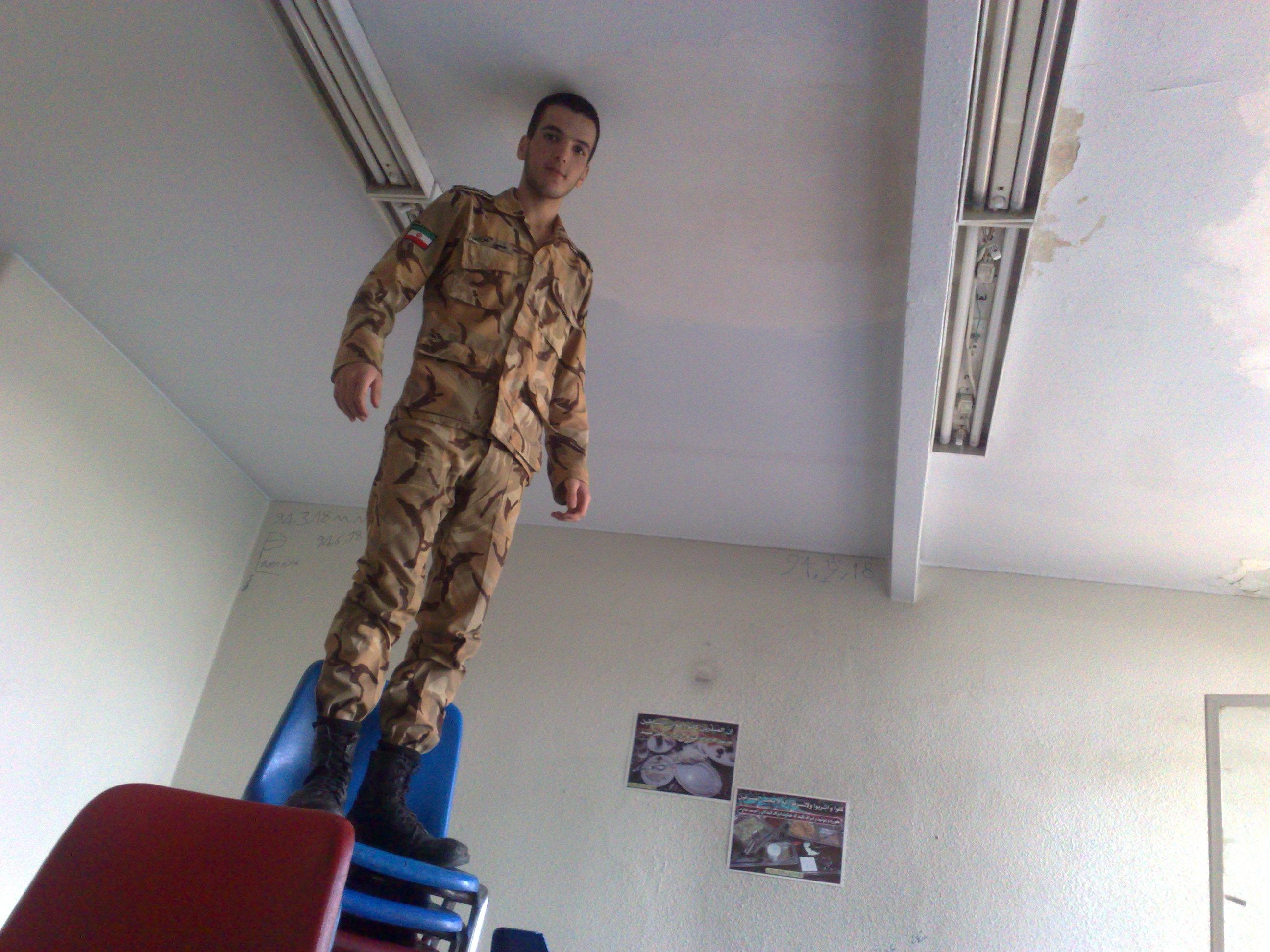 خدمت سربازی رفتن یا نرفتن مساله این است