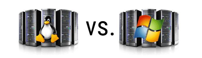 امنیت سرور های ویندوزی و لینوکسی