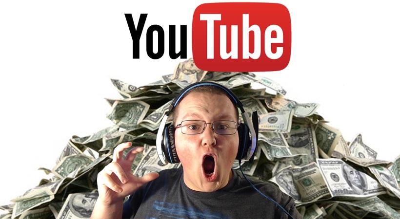کسب درامد از یوتیوب  (قسمت اول)