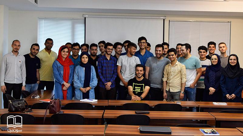 گروه تلگرامی دانشجویان دوره های متخصص سون لرن 7learn