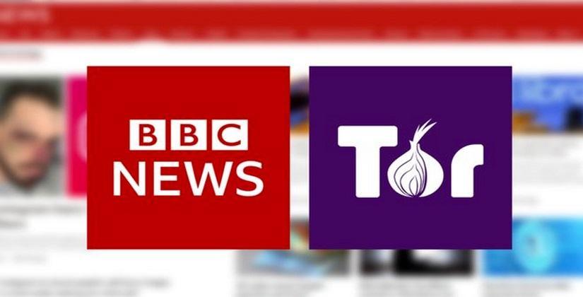 سایت bbc روی دارک وب فعال شد