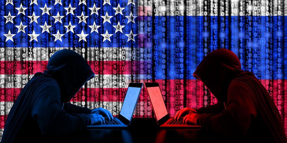 جنگ سایبری میان روسیه و آمریکا
