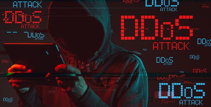 حمله DDOS به سایت های ارزی