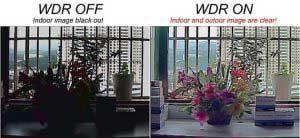 فناوری WDR در دوربین های مداربسته چه کاربردی دارد؟