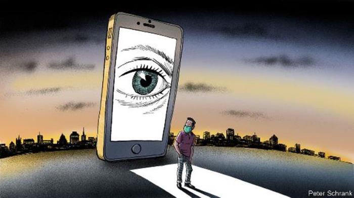 حریم خصوصی در همه گیری