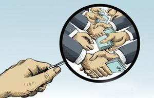 مبارزه با فساد