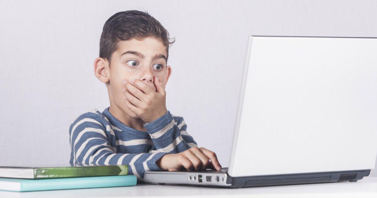 اینترنت و کودک