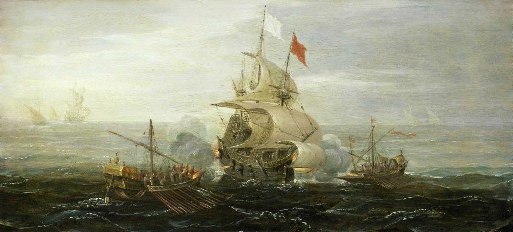 حزب دزدان دریایی