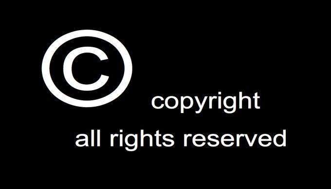 مختصری در خصوص نقض حق نشر