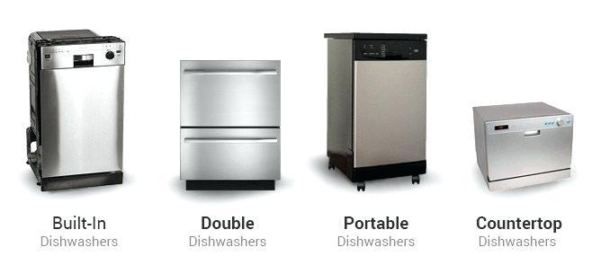 بهترین مارک و مدل ماشین ظرفشویی ایرانی و بوش و ال جی و سامسونگ 14 نفره و رومیزی در سال 2019
