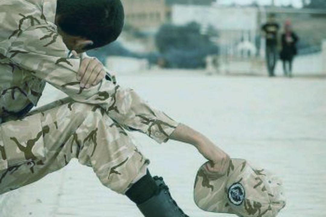 سربازی و قدرت عادت