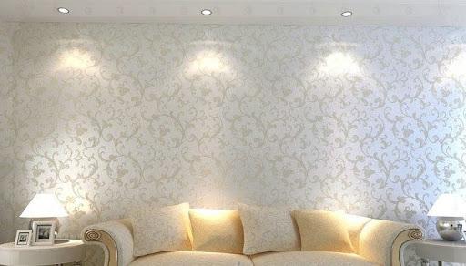 تمیز کردن کاغذ دیواری سه بعدی و پاک کردن انواع لکه