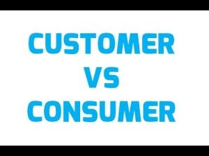 تفاوت مشتری (Customer) و مصرفکننده (Consumer)