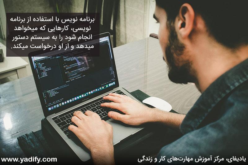 برنامه نویسی چیست؟ یک تعریف ساده، کاربردی و جذاب