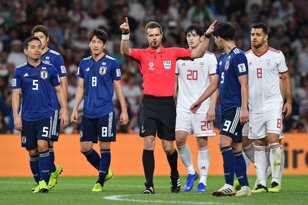 شباهت های فوتبال ایران و آرژانتین
