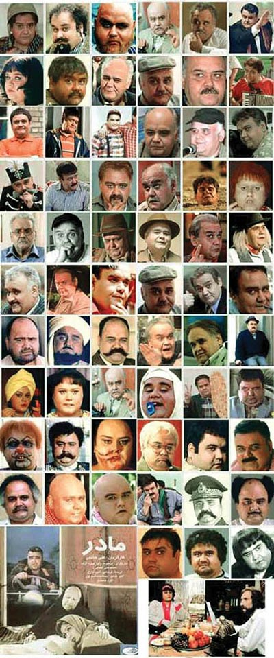اکبر عبدی بزرگترین ناکام تاریخ جشنواره فیلم فجر