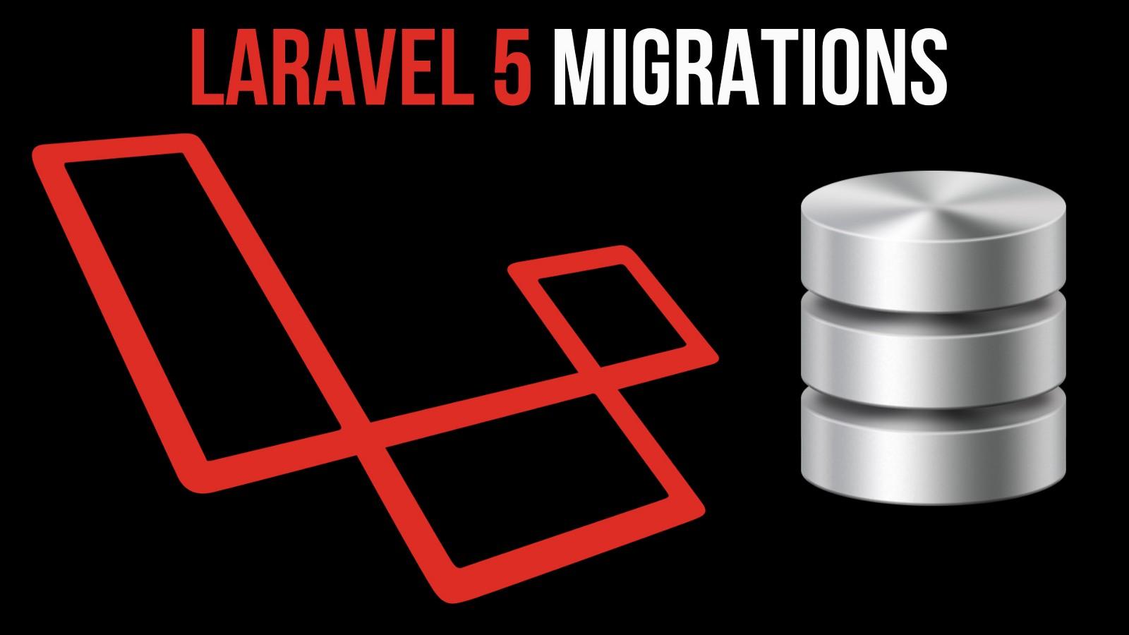 بعضی از ترفندهای Migrationدر لاراول
