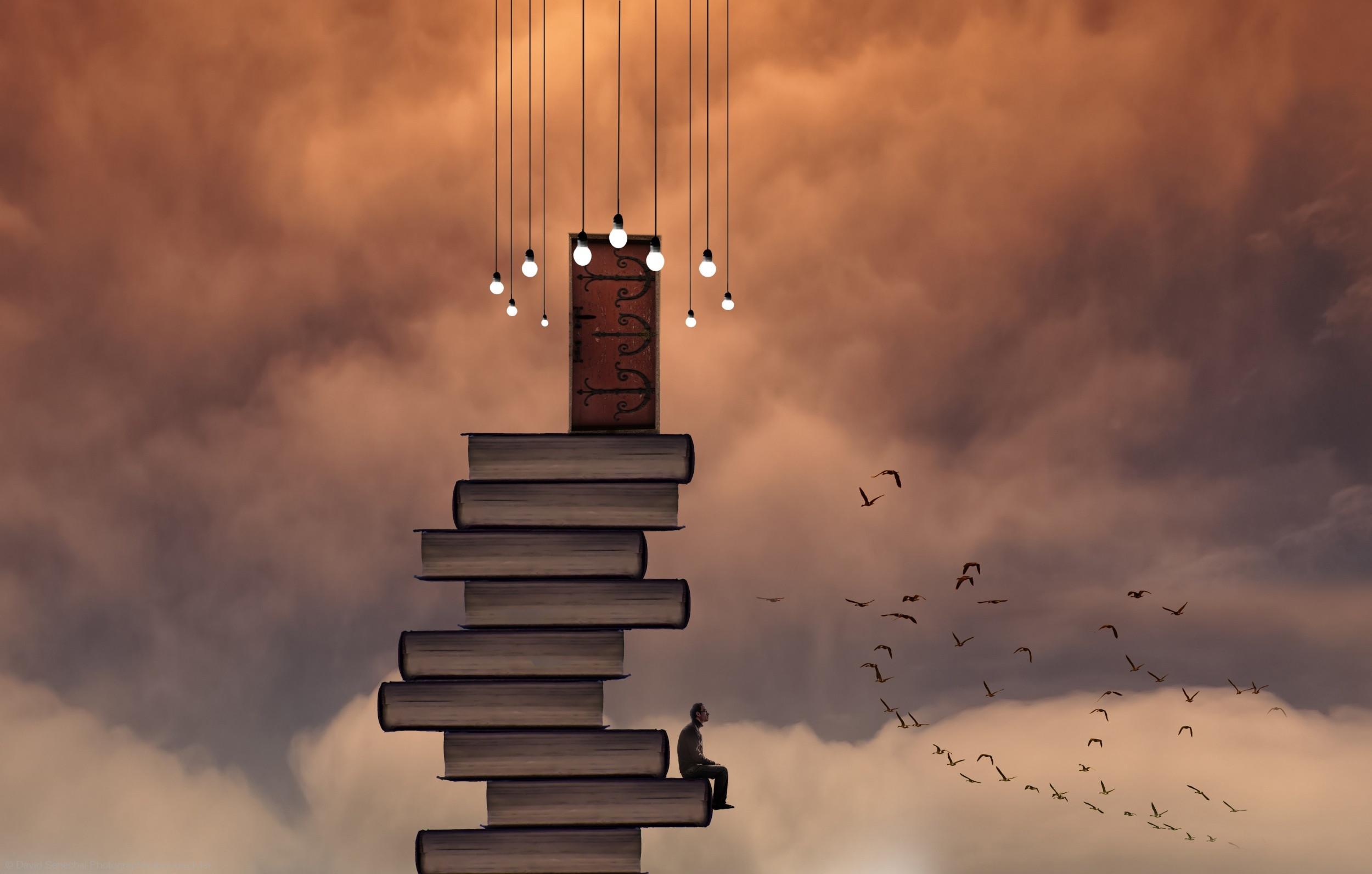 اینجا... هیچکس، کتاب نمیخواند!