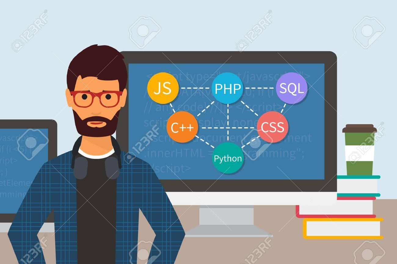 مراحل یادگیری طراحی وب سایت