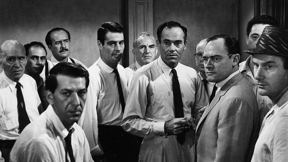 اصلا مگه میشه این فیلم رو نبینی و بمیری؟! (12Angry Men -1957)