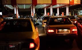 افزایش 90 درصدی مصرف بنزین در شب زلزله تهران