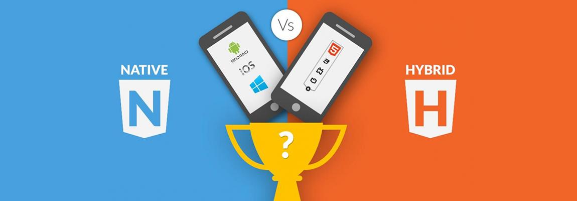 نیتیو یا هایبرید: کدامیک گزینه بهتری برای توسعه اپلیکیشن است؟