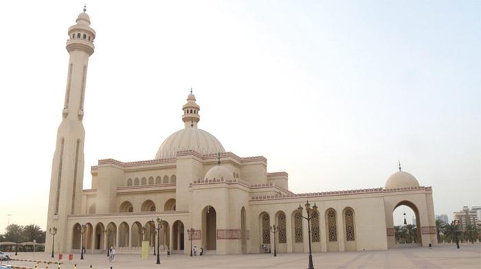 برای خدا، به مسجد برویم