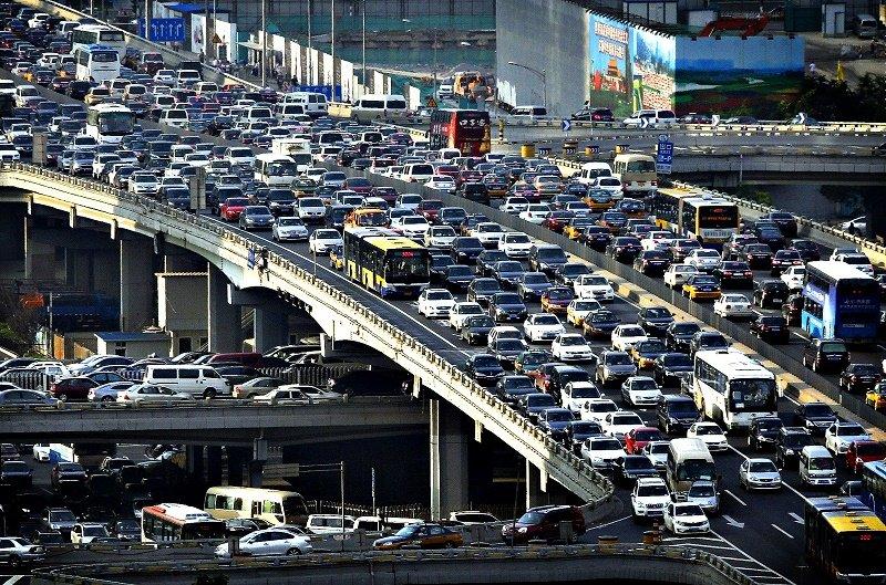 ترافیک مغزی