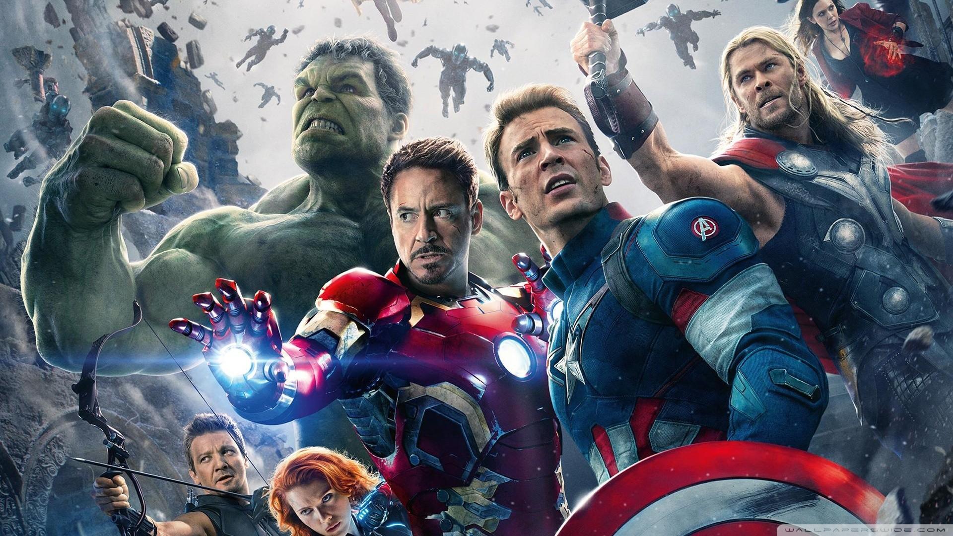 ماروِل عزیز!ممنون بابت همه چیز (Avengers : Endgame)