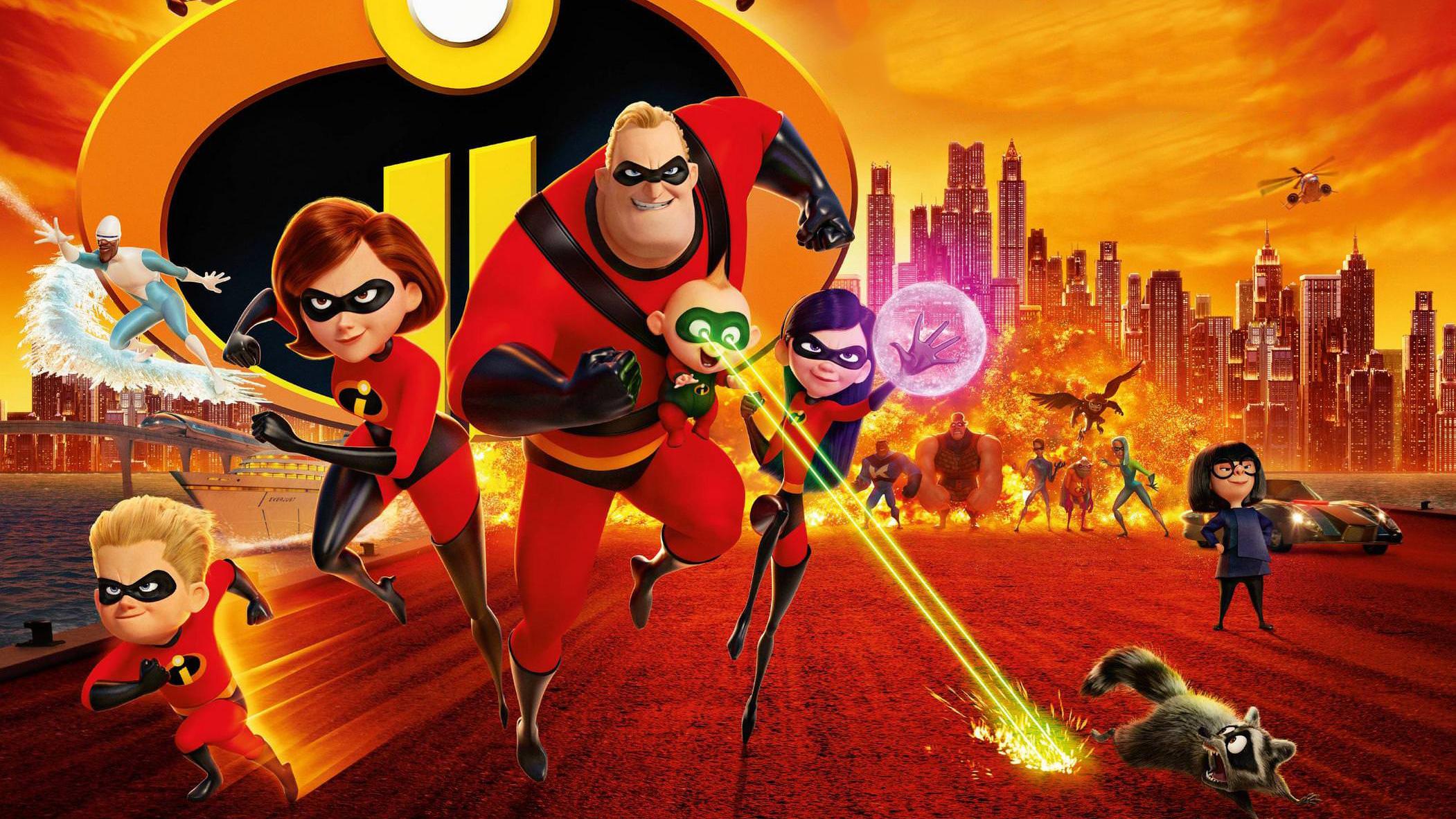سوپر هیروهای دوست داشتنی ( Incredibles 2 )