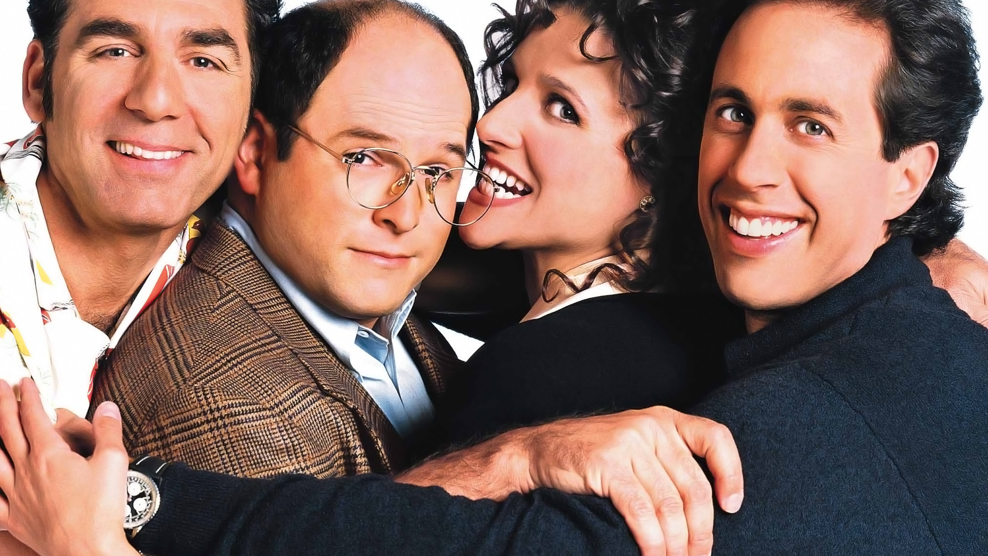 یک سریال درباره هیچ چیز!!! ( Seinfeld )