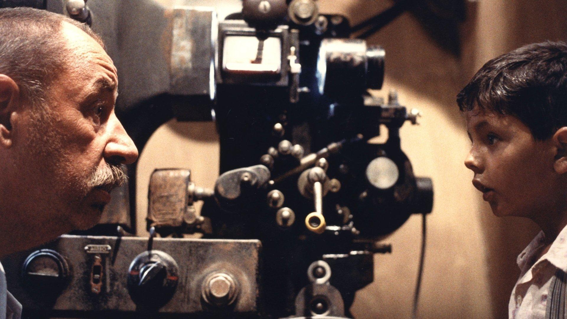 سینما ( cinema paradiso )