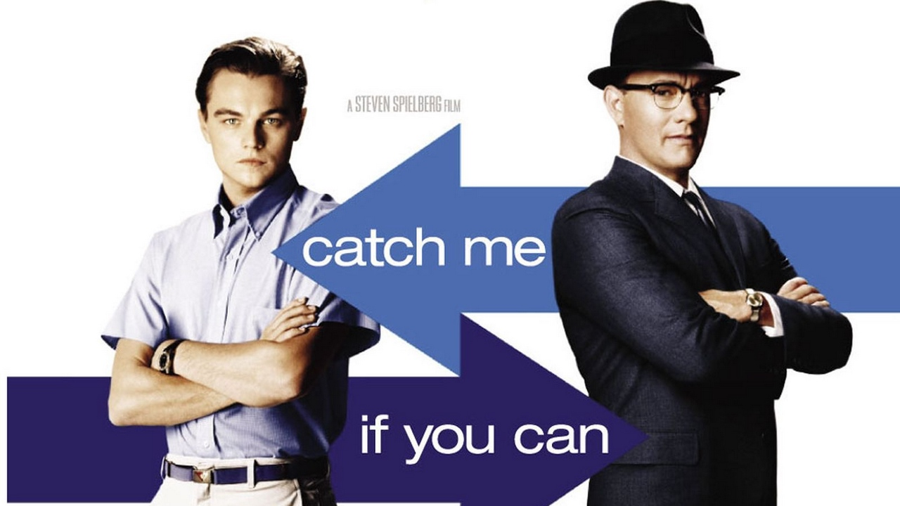 اگه میتونی منو بگیر! ( Catch Me If You Can )