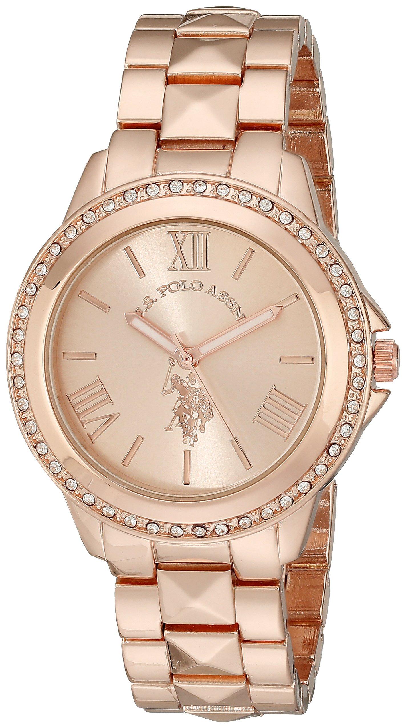ساعت آنالوگ U.S. Polo Assn. ، ساعتی شیک و زیبا با قیمت مناسب.