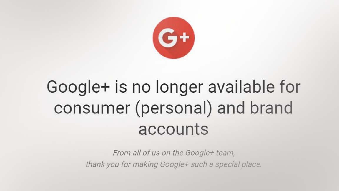 شبکه اجتماعی گوگل پلاس واقعا تعطیل شده ؟