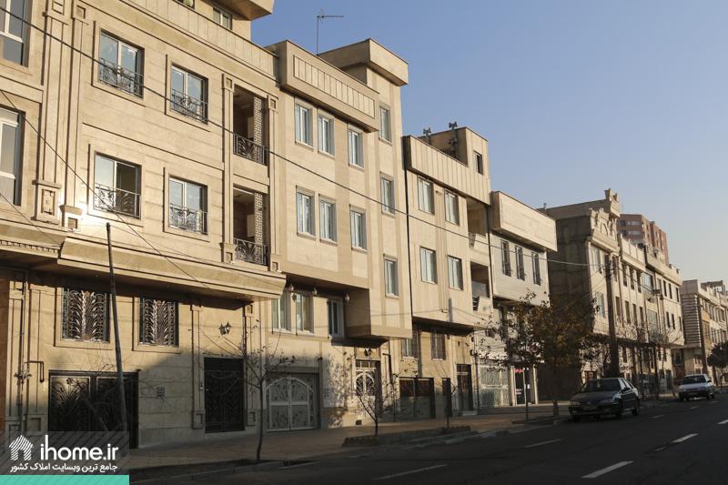 منطقه 22 تهران و محله های آن