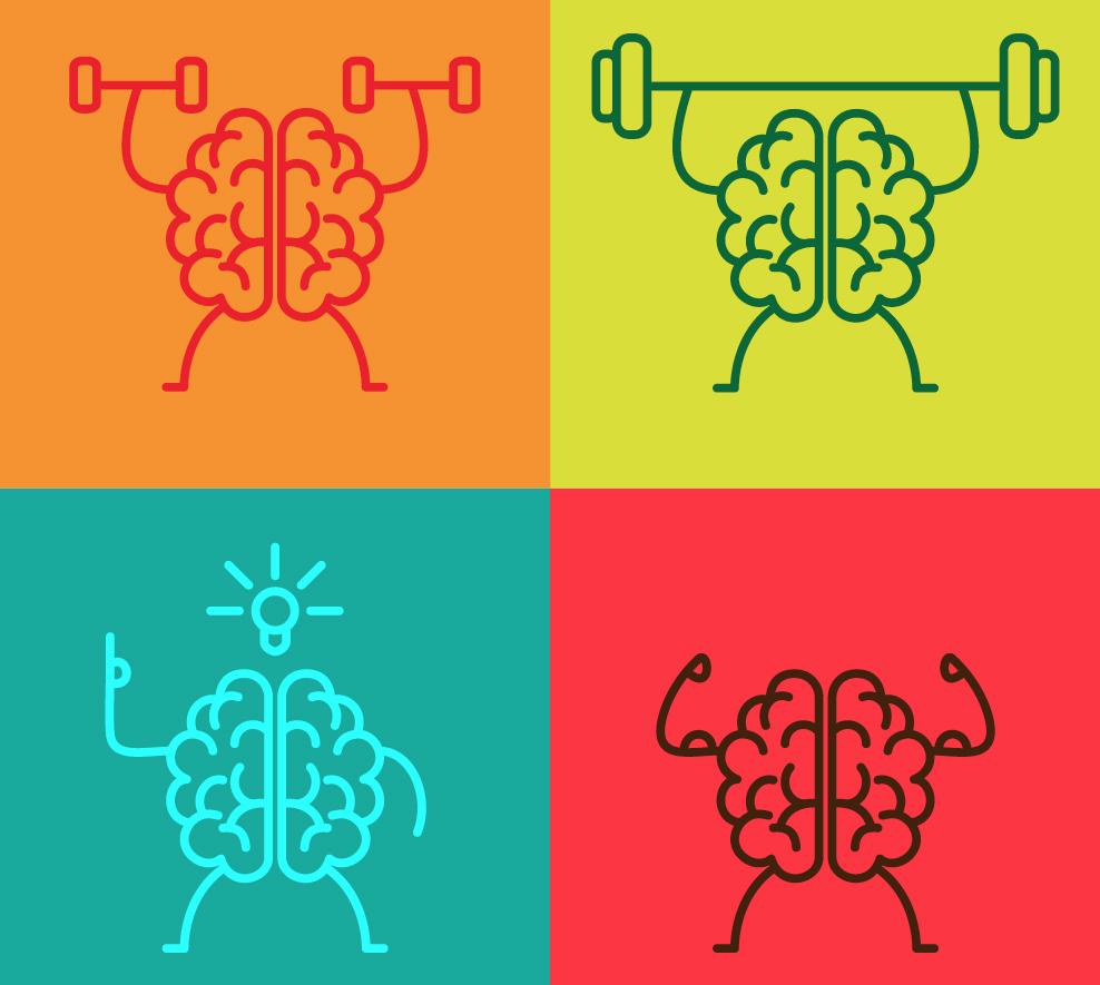 روش هایی برای گرم کردن مغز!