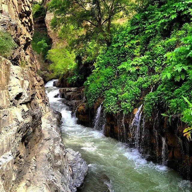 تجربه سفر به هفت چشمه - چالوس
