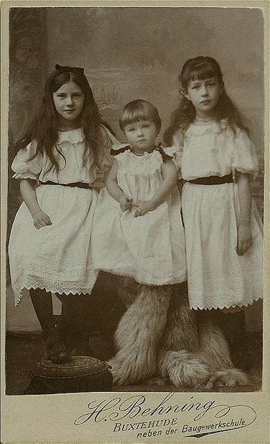 افسانه سه خواهر