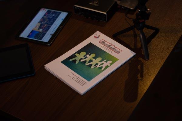 مصاحبه رضاصاد با مجله توسعه مهندسی بازار در مورد عکاسی صنعتی در ایران