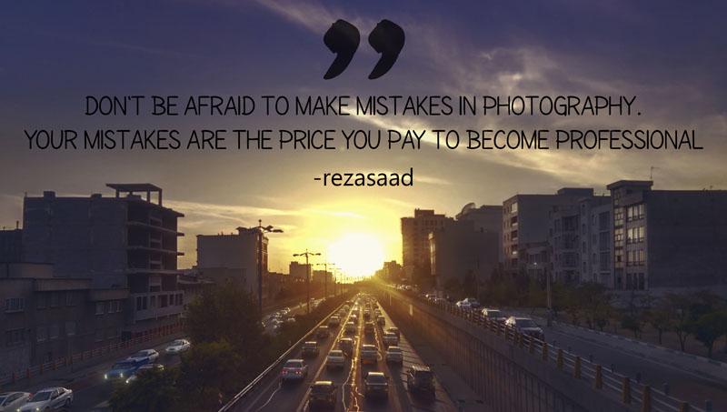 جملات و نقل قول های عکاسی برای اینستاگرام 4