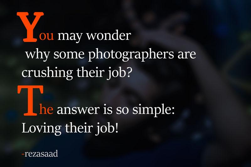 جملات و نقل قول های عکاسی برای اینستاگرام 5